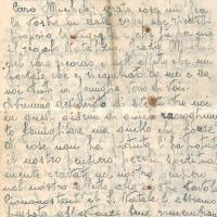 Lettera pagina 1