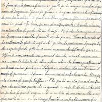 Fronte lettera