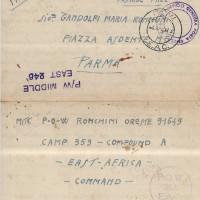 Lettera retro