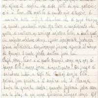 Lettera 1 fronte