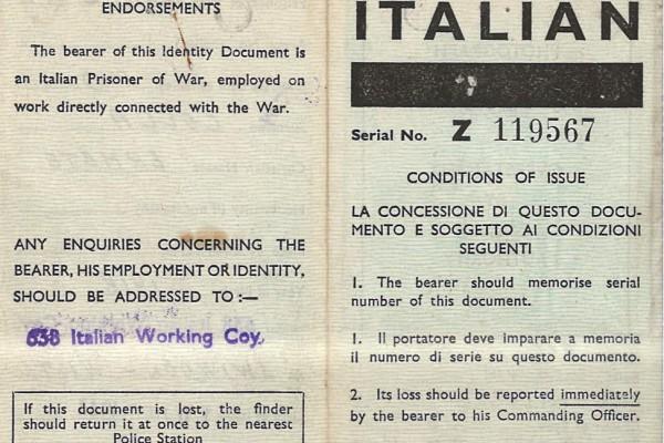 Militari italiani catturati in Africa dagli inglesi e i dati del parmense
