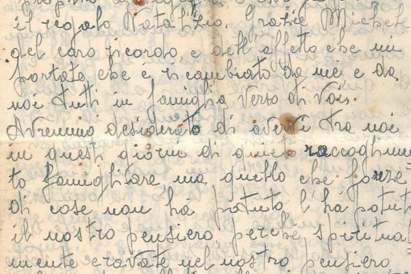 Una lettera da Asmara