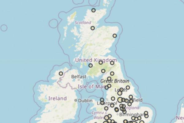 La prigionia nel Regno Unito e i dati del parmense