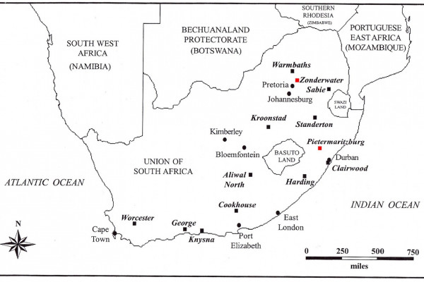 I campi di prigionia inglesi in Sudafrica e i dati del parmense: Zonderwater
